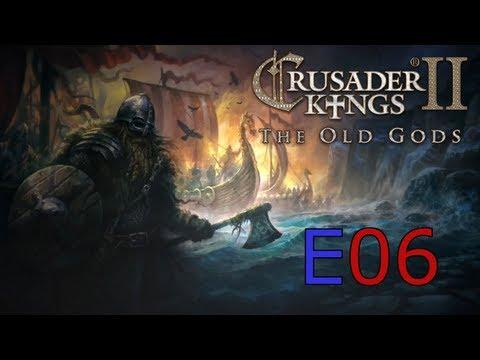 Crusader Kings 2: The Old Gods (Scandinavia) - E06 - Internal Affairs