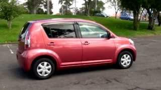Daihatsu Boon CL 1L Auto