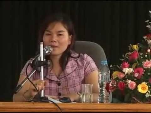 Nhà Ngoại Cảm Phan Thị Bích Hằng Nói Về Cõi Âm Với Tộc Họ Phan