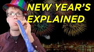 Why Does January First Start the New Year? - New Year's Explained