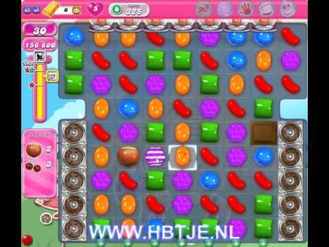 Candy Crush Saga level 325