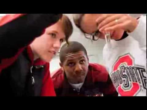 Be a Buckeye. Inspire. (Ohio State football PSA 2013)