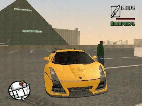 Gta San Andreas Sports Car Cheat For Pc