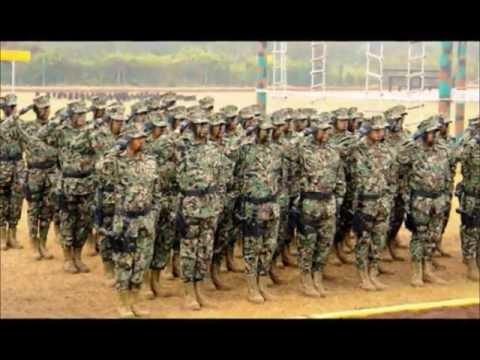 Cuerpo de Fuerzas Especiales FES Parte 2