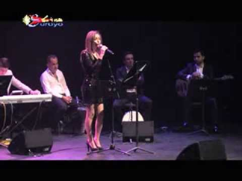 Ilona Danho- Assyrian song, live Concert for Syria in Muziekcentrum Ensched Holland .