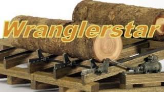 Alaskan Chainsaw Mill Off-grid Homestead Project
