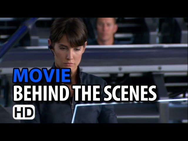 The Avengers (2012) B-Roll #3 Making of & Behind the Scenes