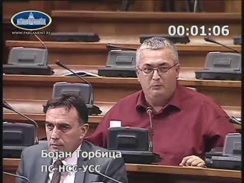 Бојан Торбица о политичкој доследности Александре Јерков 15.06.2018.
