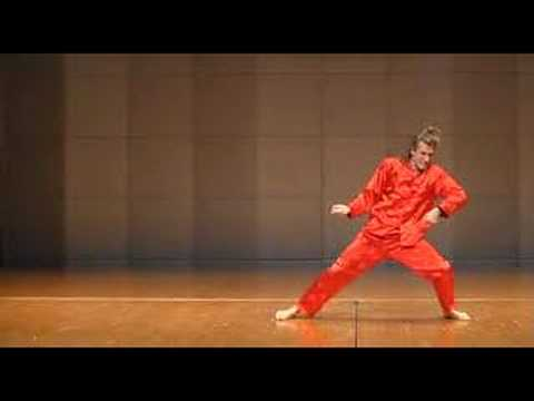Cool Mime! Tyson Eberly Mime Performance Part 1