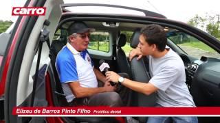 Teste Do Leitor: Fiat Strada 1.8 Adventure Cabine Dupla