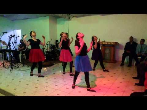 Coreografia Fernanda Brum - Como se cura a Ferida