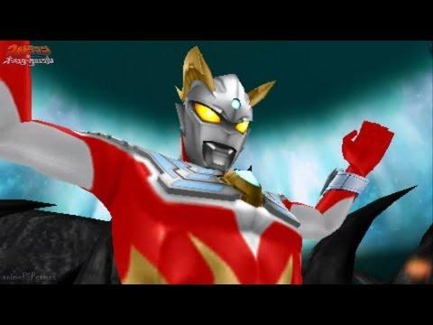 Ultraman All Star Chronicle Story 25 - 26 ★Play PSP ウルトラマンオールスタークロニクル