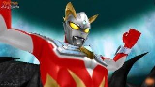 Ultraman All Star Chronicle Story 25 26 ★Play PSP