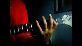 Guitar Lesson/Tutorial Brian Tyler Feat Slash Mustang