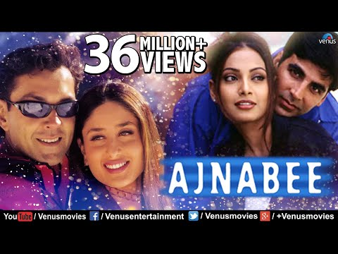 Ajnabee - Bollywood Full Movie | Akshay Kumar | Bobby Deol | Kareena Kapoor | Bipasha Basu