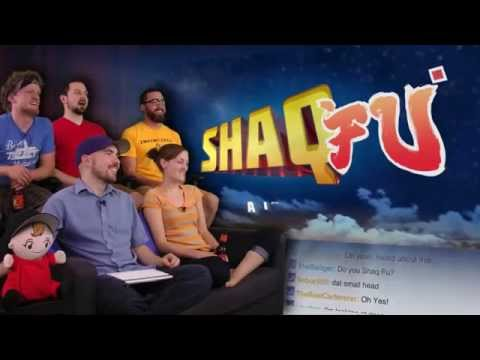 Shaq Fu: A Legend Reborn! - Show and Trailer May 2014 - Part 10