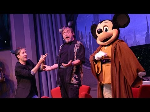 Mark Hamill Conversation FULL Show Day 3, Star Wars Weekends - Talks Yoda, Joker, Stunts, Diet +