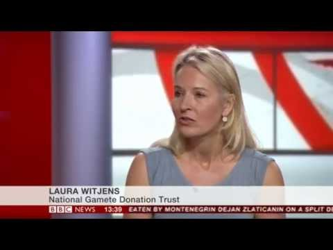 BBC News Sperm donor shortage and quality issues 28 June 2014