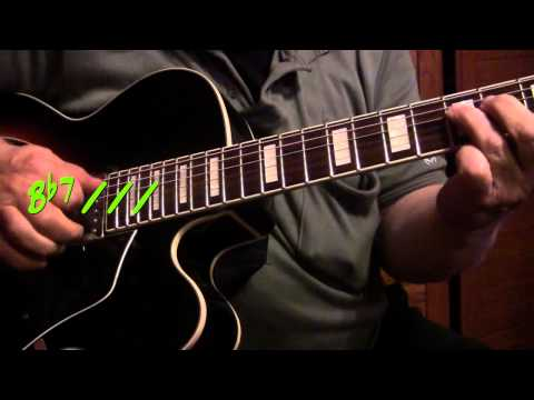 Just The Way You Are - piano & guitar tutorial jazz - author Billy Joel - Yvan Jacques