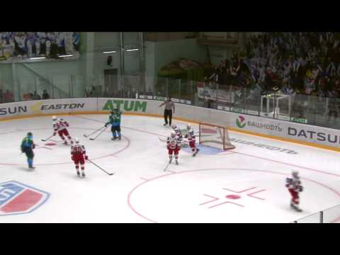 Голы и моменты четвертого матча финала Торос-Ижсталь