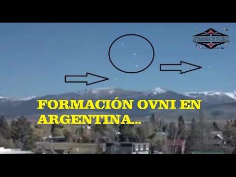 ufo, EVIDENCIA OVNI-001, FLOTILLA DE OVNIS EN ARGENTINA.. Nov/2016.