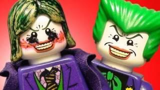 Lego Batman Jokers Team-Up!