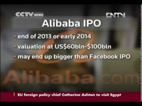 Alibaba bonanza: Biggest public offering since Facebook