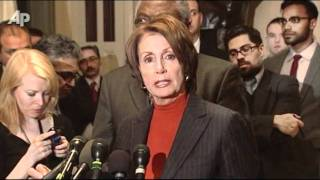 Pelosi Hits GOP over Payroll Tax Standoff