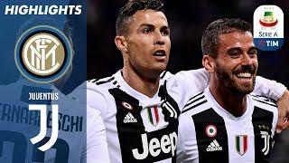27/04/2019 - Campionato di Serie A - Inter-Juventus 1-1, gli highlights