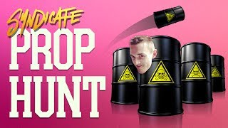 I AM THE BARREL! - (Prop Hunt)