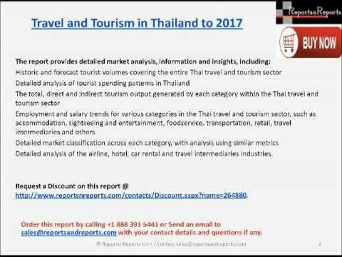 Thailand Travel and Tourism Market