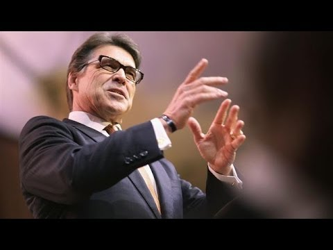 Rick Perry on Education and Health Care Policy