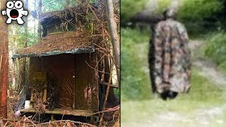 The Creepiest Things Found in the Woods