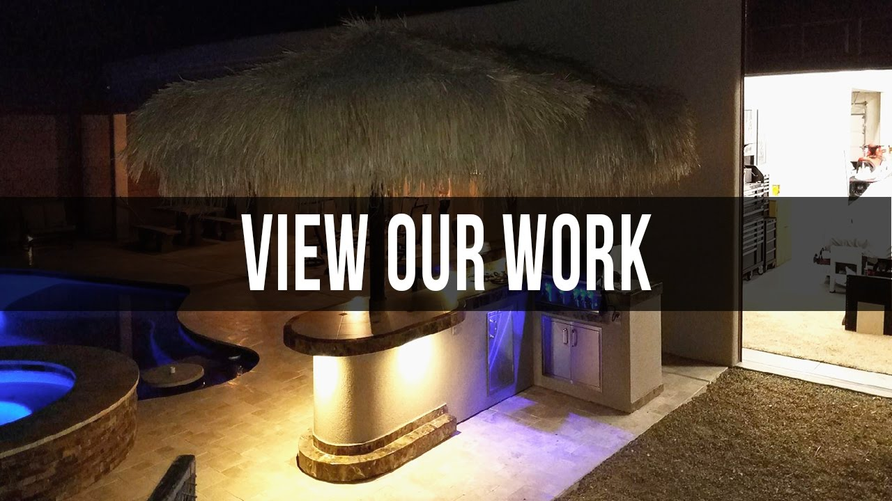 Bbq Islands In Orange Ca Extreme Backyard Designs Youtube