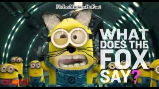 What Does The Fox Say ?Minions Football