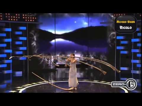 Миоко Шида Риголо - баланс и концентрация