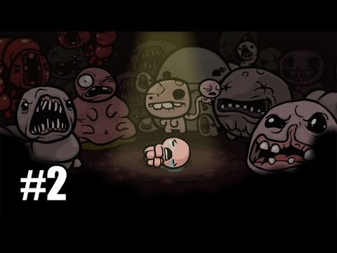 VGU Plays: The Binding of Isaac | Episode 2, Death's Embrace