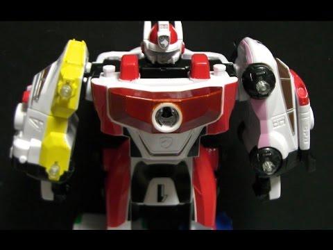 đồ chơi  siêu nhân Deka 파워레인저 SPD 로봇 변신 장난감 DekaRangers Toys