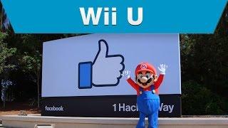Super Mario Maker Facebook Hackathon Episode 1: Play + Create