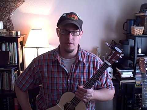 the baritone ukulele -thoughts and layman's review -no frills (baritone ukulele week #3)