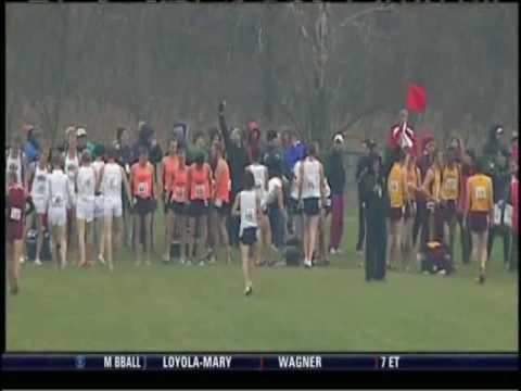2008 NCAA Cross Country Men 1 of 4