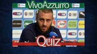 Il video quiz su Daniele De Rossi - Quiz #42
