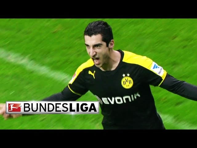 Player of the Week - Henrikh Mkhitaryan