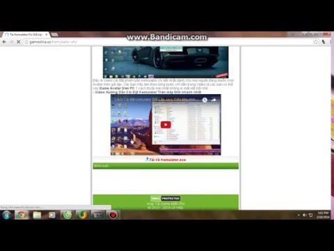 Hướng dẫn chơi avatar trên máy tính đơn giản gamevina.us