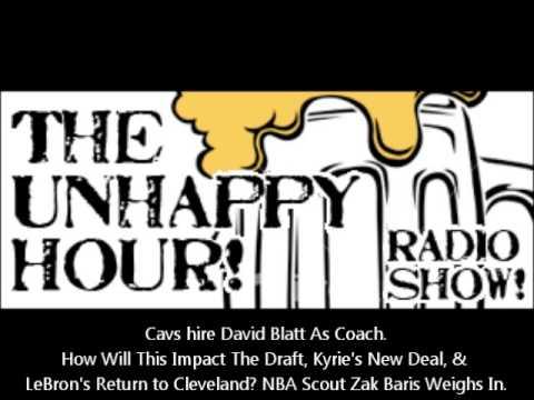 Cavs Hire David Blatt. NBA Scout Zak Baris Explains Who David Is, & How It Changes The Cavs.