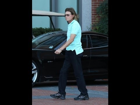 Bruce Jenner having a sex change?