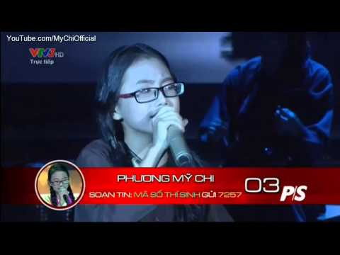Phương Mỹ Chi - Liên khúc Sa Mưa Giông, Nhớ Mẹ Lý Mồ Côi - Liveshow 5