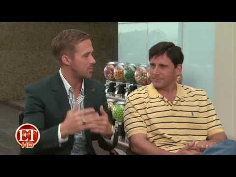2011  Ryan Gosling and Steve Carell on Crazy Stupid Love