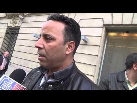 إلغاء الوقفة أمام السفارة الجزائرية بفرنسا وتوضيح من الكاتب العام  للتنسيقية الأروبية+ فيديو