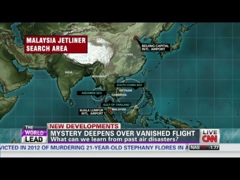 Is Malaysia mystery similar to other air disasters?